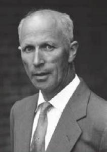 Carsten Johnsen (1914-1987) (Photo courtesy of Per Bøhmer)